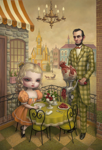 Mark Ryden The Grinder