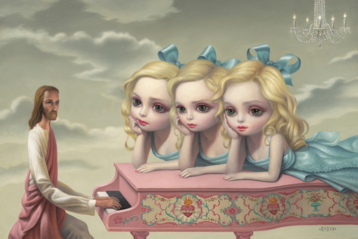 Mark Ryden The Piano Player